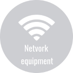 Npvision Group works with used network equipment