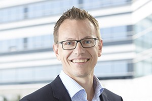 Christian Bøhne is the key account manager at Npvision Group A/S