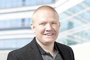 Jesper Sørensen is responsible for logistics at Npvision Group A/S