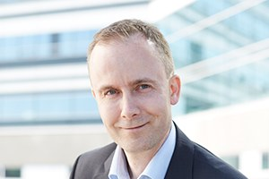 Kent S. Møller is the sales representative at Npvision Group A/S